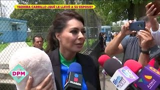 """Yadhira Carrillo Habla Desde El Reclusorio Por Detención De Su Esposo, Juan """"N""""   De Primera Mano"""