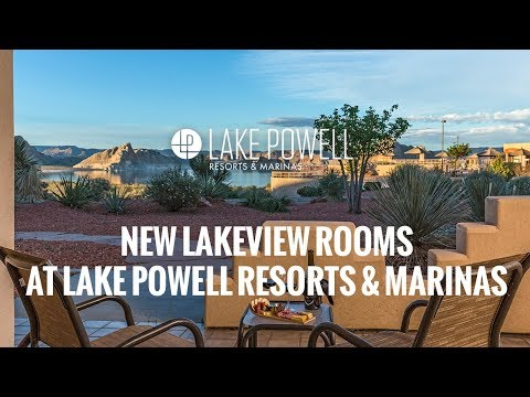 Lake Powell Resort - Lake View Room