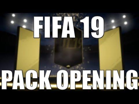 PACK OPENING S HOSTEM! | FIFA 19 | CZ/SK