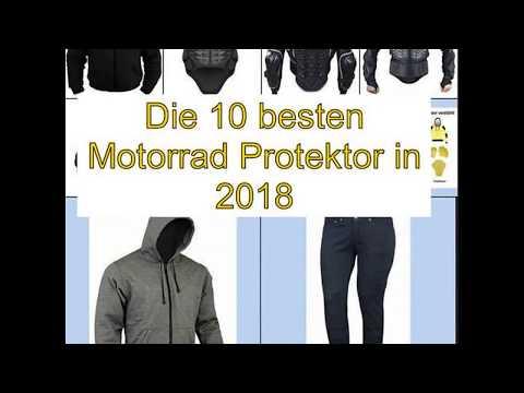Die 10 besten Motorrad Protektor in 2018