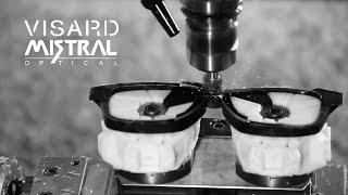 VISARD  MISTRAL Eyewear MADE In ITALY