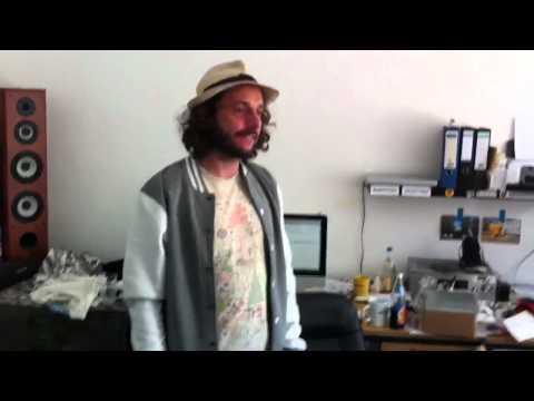 YACKFOU College Jacke Männer M Lars Wunderlich (Peachbeach)