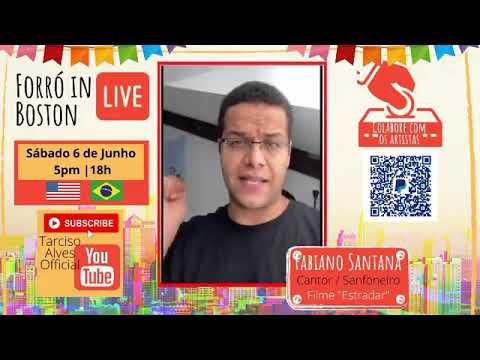 O Show Tem Que Continuar - Fabiano Santana