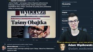 🔴 Na żywo - Przeglądam i komentuję Twittera - Daniel Obajtek, taśmy i więcej!