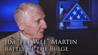 """Jim """"Pee Wee"""" Martin, 101st Airborne Division in WWII (Full Interview)"""