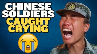 Chinese Soldiers Caught CRYING | Trump and China's Xi Jinping Face Off at UN thumbnail