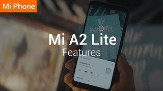 Mi A2 Lite: Selling Point Video