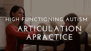 Speech And Language Therapy - Articulation Practice