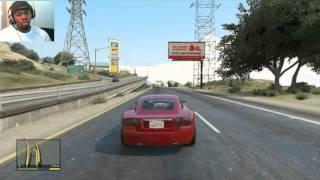 Grand Theft Auto 5 Walkthrough Part 84 -HIGH SPEED CHASE!! | GTA 5 Walkthrough