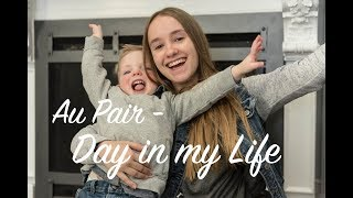 A DAY IN MY LIFE - Au Pair USA