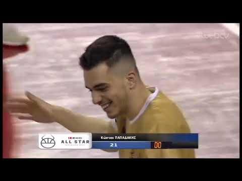 All Star Game | Εκτός τελικού τριπόντων ο Φριντέτ! | 09/02/2020 | ΕΡΤ
