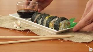 วิธีทำข้าวปั้น Maki แบบญี่ปุ่น ทำกินเองง่ายๆที่บ้าน