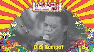 Didi Kempot LIVE Synchronize Fest 2019...