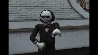 GTA 5 - Quá khứ nghiện game của tên sát nhân trò chơi Jigsaw | GHTG