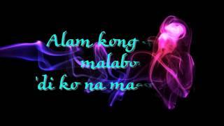 Pakisabi Na Lang - Aiza Seguerra (Lyrics)