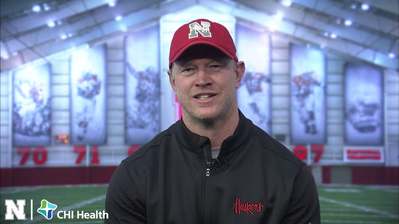 Scott Frost, Nebraska Football Head Coach