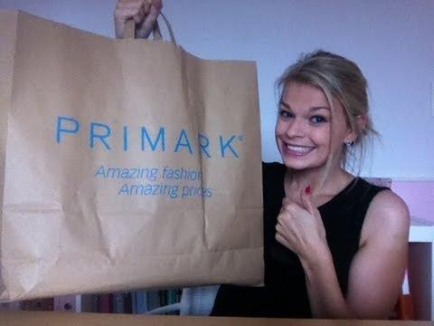 Primark Shoplog: augustus 2013
