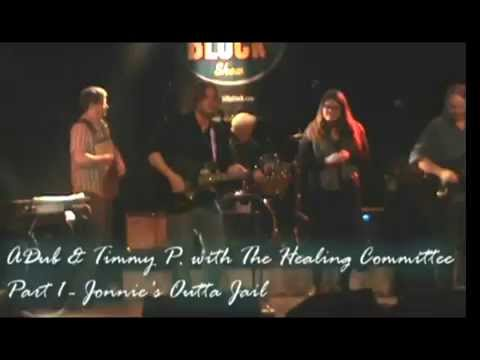 Alan Whitney with The Healing Committee - Part 1 Billy Block Show Dec 6 2011