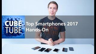 Top Smartphones 2017 im Vergleich (deutsch HD)
