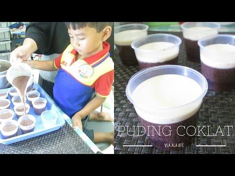 Video Cara Membuat Puding KFC