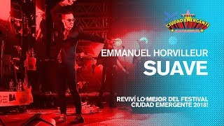 Suave (Tributo A Luis Miguel)   Emmanuel Horvilleur   #VorterixEmergente