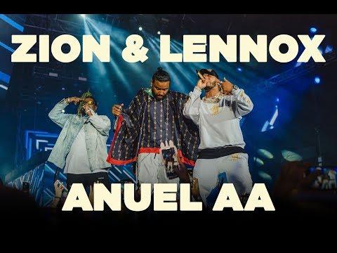 Zion & Lennox Feat Anuel AA | Premios HEAT 4a Edicion