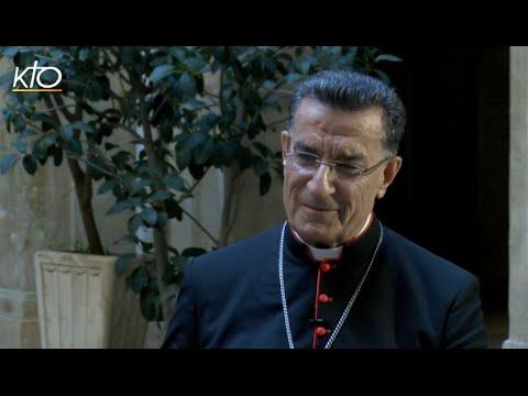 Cardinal Béchara Boutros Raï, Patriarche d'Antioche et de tout l'Orient pour les Maronites