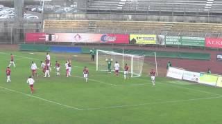 preview picture of video 'Piacenza Calcio 1919 - Fiorenzuola : 2 - 0'