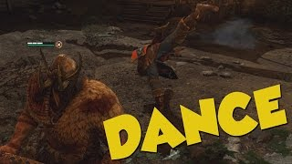 DANCE CONQUEROR DANCE! - For Honor Funny & Awesome Moments