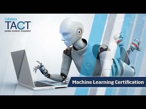 Machine Learning Certification - YouTube