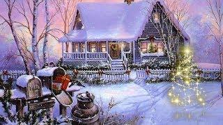 "Christmas instrumental music, Christmas peaceful music ""Christmas Home"" by Tim Janis"