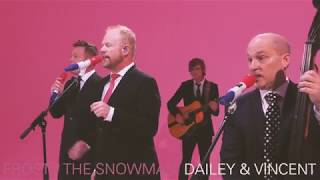 "Frosty The Snowman Official Video from ""Dailey & Vincent: The Sounds of Christmas"""