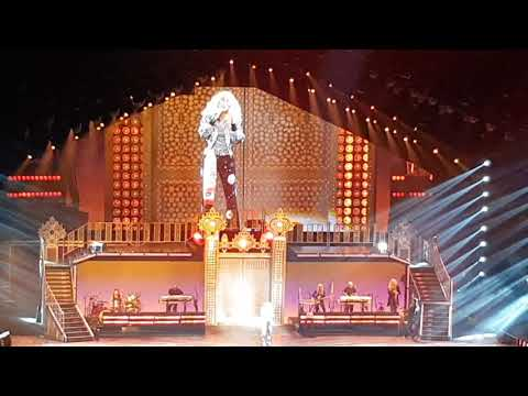 WATERLOO, SOS, FERNANDO- Cher performs ABBA. Tour- Here We Go Again 2018.
