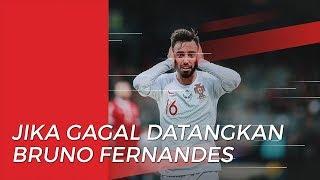 Manchester United Siapkan Nama Lain Jika Gagal Datangkan Bruno Fernandes