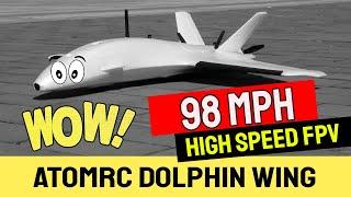 Skyzone/AtomRC Dolphin Wing Kit High Speed FPV