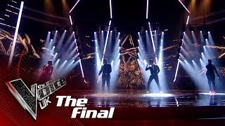 The Coaches' 'Gimme Some Lovin' | The Final | The Voice UK 2019