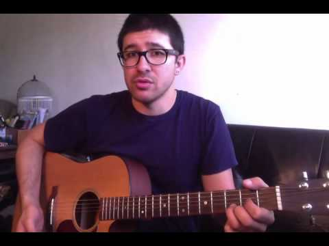 Beginning Guitar Lesson - How To Play You've Got To Hide Your Love Away on Guitar - The Beatles