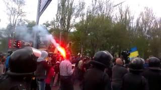 Песня про Путина в Донецке