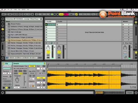 Ableton Tutorial - Warped Effects with Beat Repeat