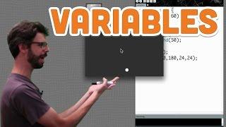 4.1: Variables - Processing Tutorial