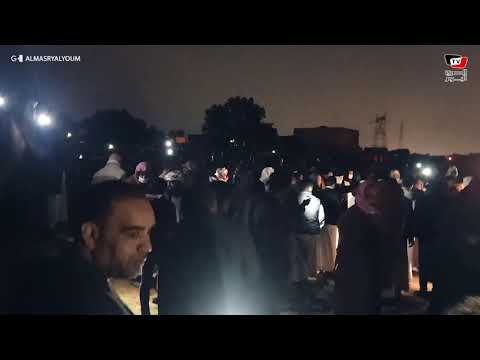 تشييع جثامين ضحايا بحيرة مريوط بالإسكندرية