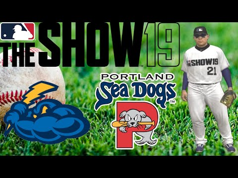 MLB The Show 19 Road to the Show PS4 Ep.27 (UGH.... SEA DOGS)