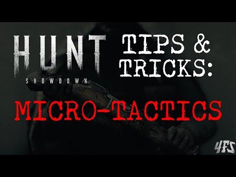 Hunt Showdown: Micro-Tactics Guide