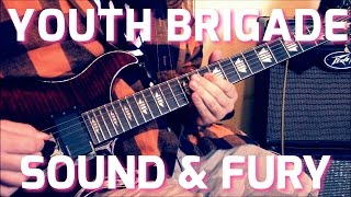 Youth Brigade - Sound & Fury (guitar cover + TAB)