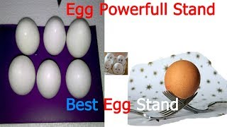 How to Stand an Egg on End ORIGINAL||World Record: Fastest Time to Balance a Dozen Eggs - Video Youtube
