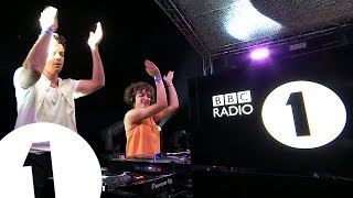 Annie Mac b2b Mark Ronson - Live @ BBC Radio 1 in Ibiza 2018