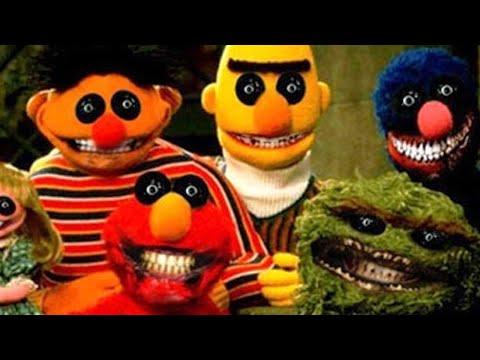 Sesame Street Creepy Toys 62