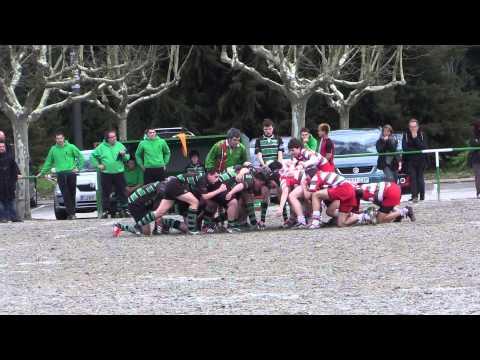 Rugby Sub16 La Única RT - Hernani