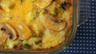Company Breakfast Casserole recipe