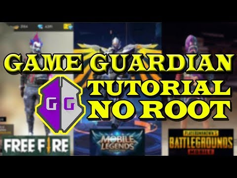 TUTORIAL LENGKAP CARA PASANG GAME GUARDIAN NO ROOT 100% WORK